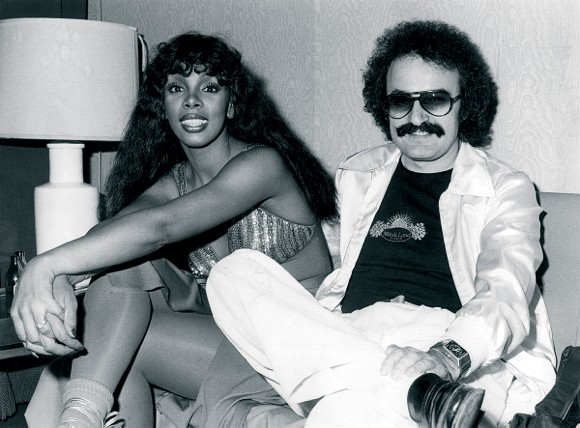 Check Out Giorgio Moroder's First DJ Gig
