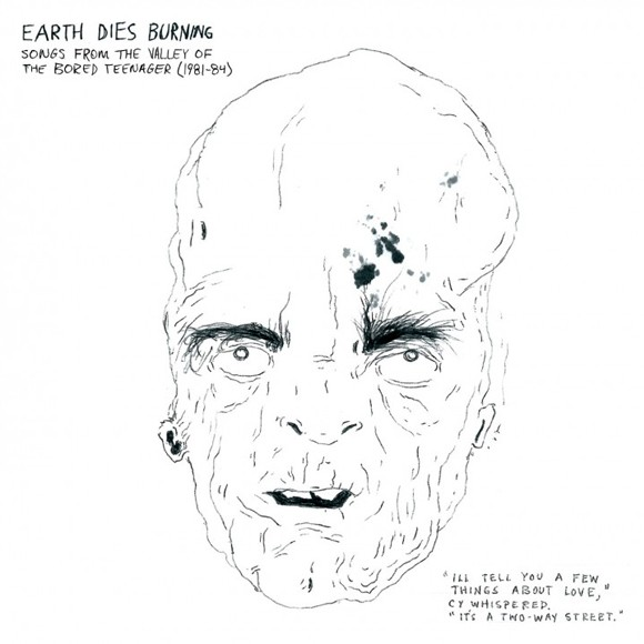 Captured Tracks to Reissue Earth Dies Burning
