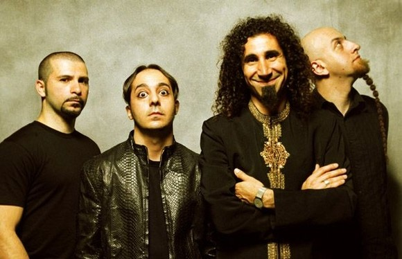System of a Down Bassist Flips Out on Facebook