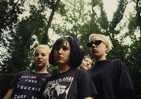 Bikini Kill Launches Label