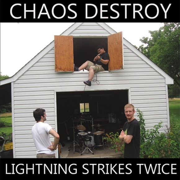 Preview Chaos Destroy's New LP, Lightning Strikes Twice
