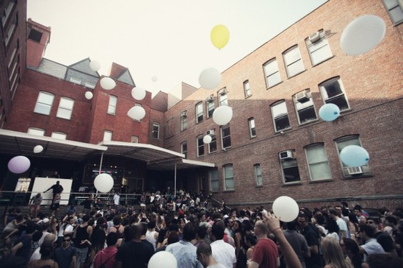 MoMA PS1 Warm-Up Announces 2013 Schedule