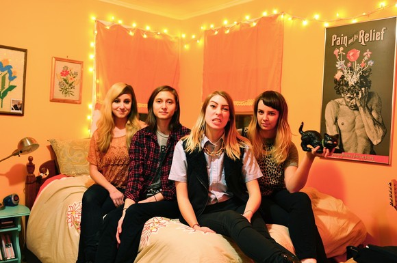 Potty Mouth Announce Official Release Date for LP, Drop New Single