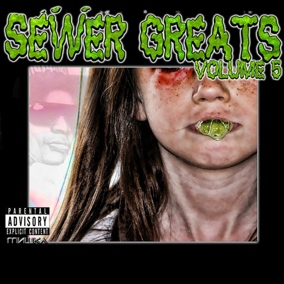 WET FERRARI! #2: Travis Egedy on Sewer Greats: Volume 5