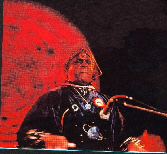 Check Out Dozens of Sun Ra's Charts