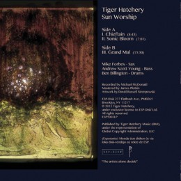 Tiger Hatchery: Sun Worship
